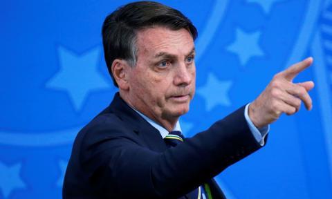 Prezydent Brazylii zaraził się koronawirusem