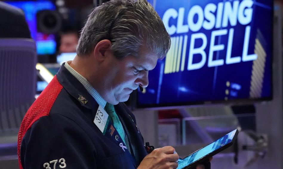 Spadki wróciły na Wall Street