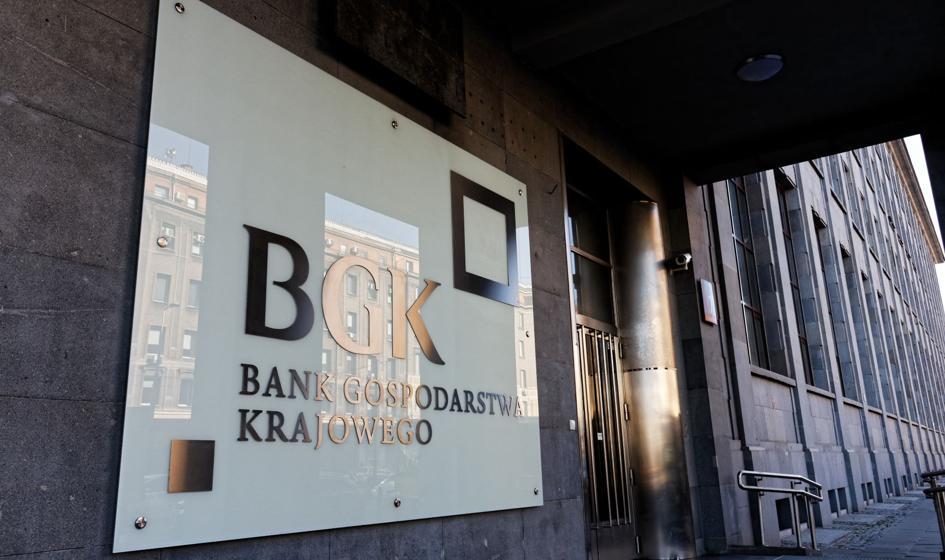 BGK: dodatkowe 0,5 mld zł na pożyczki płynnościowe dla przedsiębiorców
