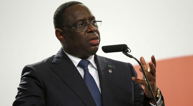 Prezydenta Senegalu Macky Sall