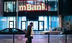 Inwestorzy neutralnie przyjęli informacje o możliwości sprzedaży udziałów w mBanku