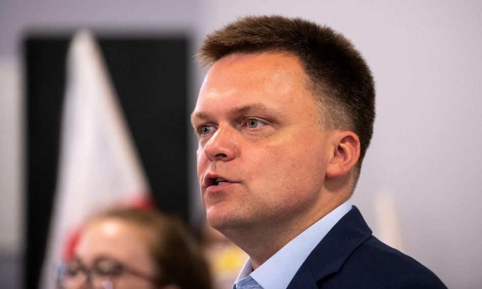 Hołownia: Będę zachęcał parlamentarzystów Polski 2050, by podwyżkami wsparli cele społeczne