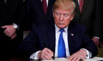 Trump nakłada cła na Chiny - azjatyckie giełdy zanurkowały