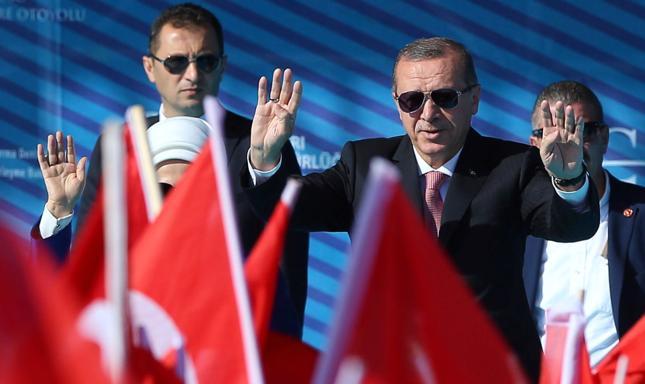 Erdogan: Belgia przystanią bojowników PPK i zwolenników Gulena
