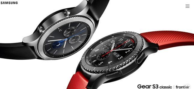 Szeregi galanterii Samsunga zasili smartwatch Gear S3