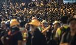 Kilka tysięcy ludzi znów wyszło na ulice Hongkongu