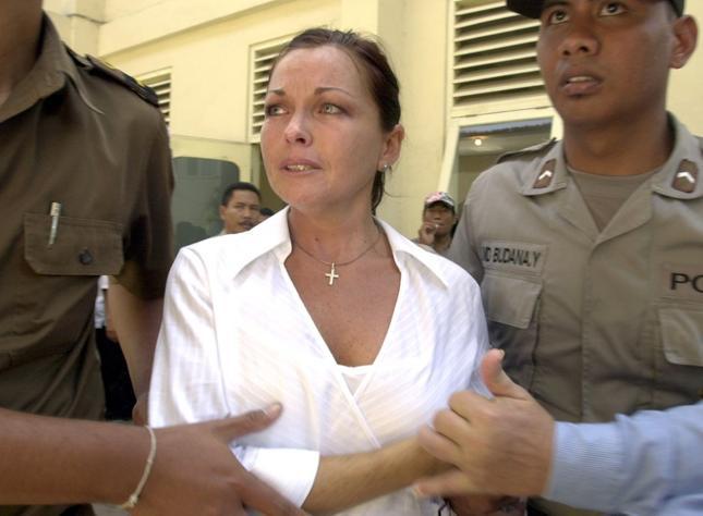 Skazana w Indonezji Australijka Schapelle Corby