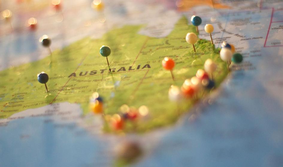 Australia anuluje umowy stanowe w sprawie chińskiego Nowego Jedwabnego Szlaku