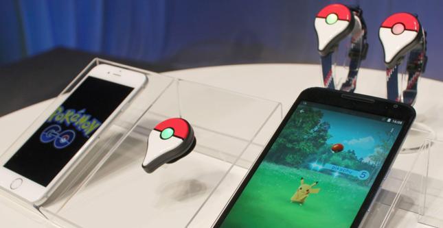 """Urządzenie """"Pokemon Go Plus"""""""