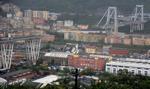 Włochy: runął wiadukt na autostradzie, 43 ofiary śmiertelne