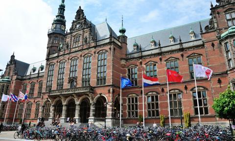 Strajk okupacyjny studentów w Holandii. Żądają mieszkań
