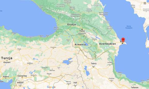 Ambasada RP w Baku zaleca unikanie podróży poza obszar Półwyspu Apszerońskiego