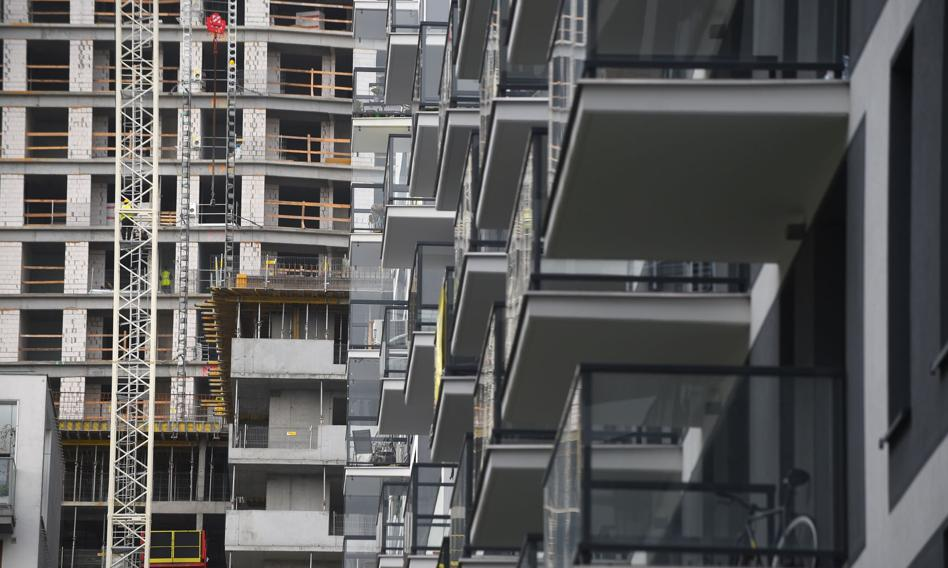 Budowa mieszkań. GUS podał najnowsze dane