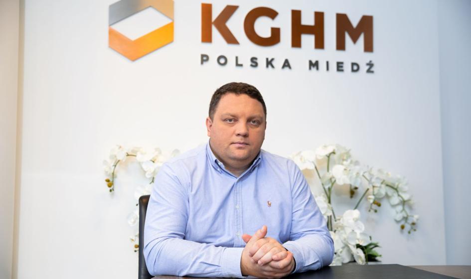 Prezes KGHM: Nowe złoże może dać nawet 20 mln ton miedzi