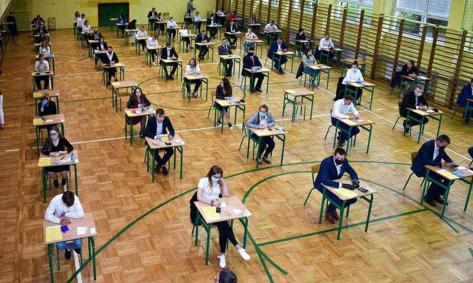 Są wyniki matur. Egzamin zdało 74,5 proc. tegorocznych absolwentów