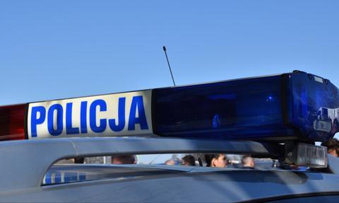 Odnaleziono auto firmy kurierskiej, które ukradł praktykant