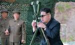 Korea Płn. wystrzeliła dwa pociski z poligonu na wschodnim wybrzeżu
