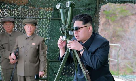 Reuters: USA, Korea Płd. i Japonia zwiększają presję na Koreę Płn.