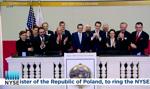 Mateusz Morawiecki otworzył sesję na Wall Street