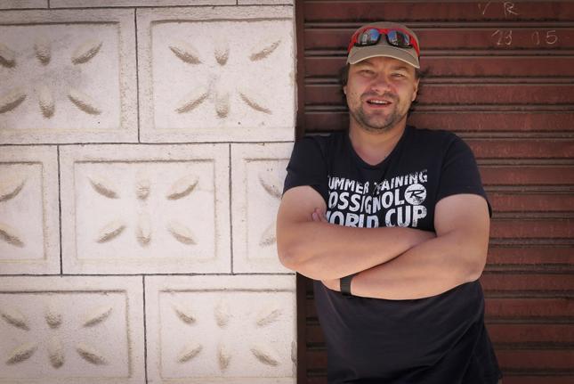 Tomasz Surdel, Polak w Wenezueli
