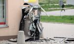 Areszt dla mężczyzn za wysadzenie w powietrze bankomatów. Mieli ukraść ponad 1,5 mln zł