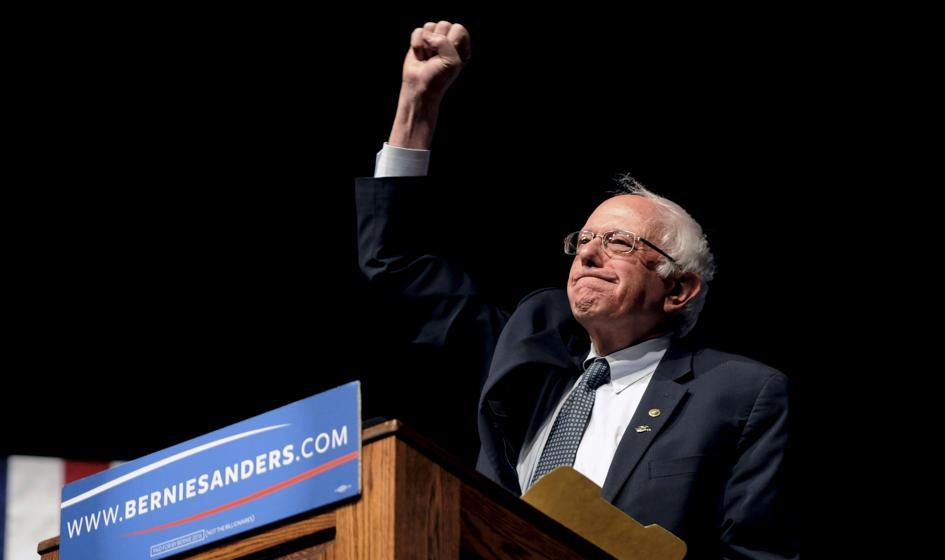 Wybory w USA. Sanders nie wycofa się z prawyborów