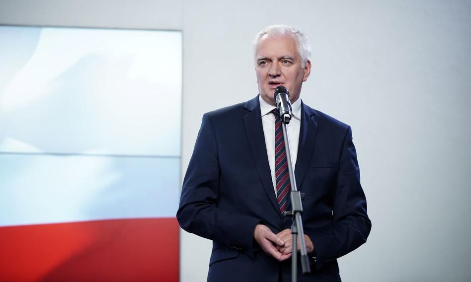 Gowin: Tempo rozwoju polskiej gospodarki gwałtownie przyspiesza; rok zakończymy z 4 na czele