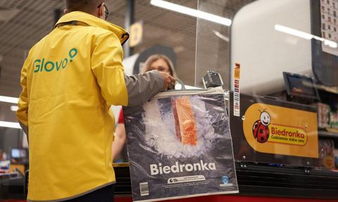 Black Friday w Biedronce. Sieć wprowadza darmową dostawę zamówień