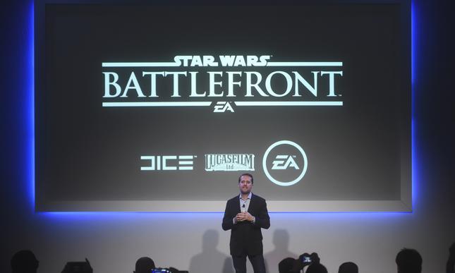 EA naraziła się graczom drugą częścią gry Star Wars Battlefront