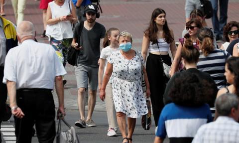 Ukraina: rekord zakażeń koronawirusem