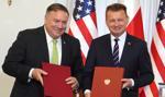 Polska i USA podpisały umowę o wzmocnionej współpracy obronnej