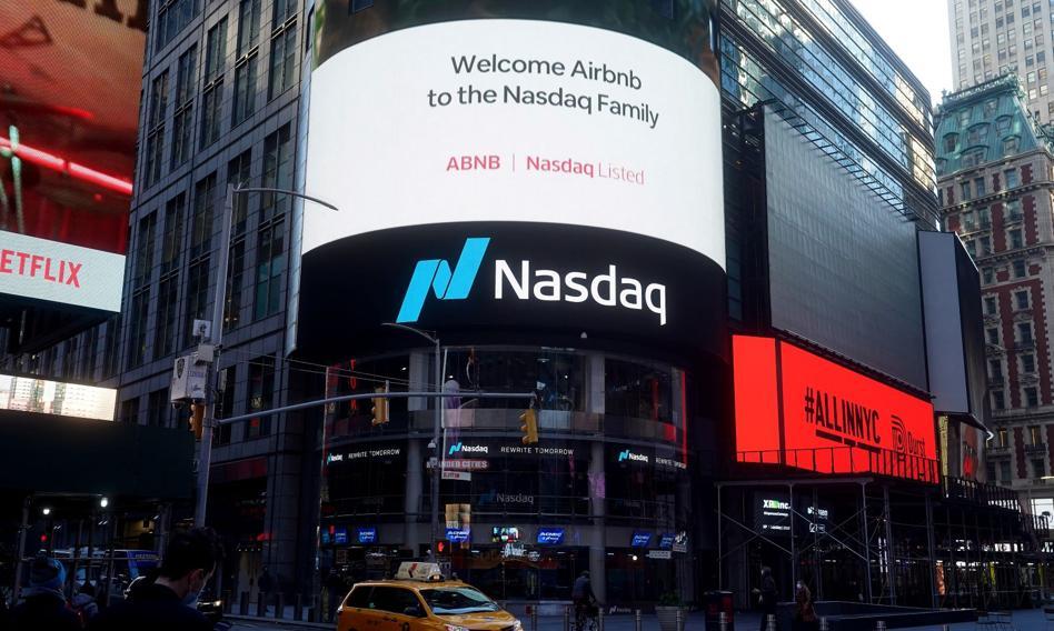 Nasdaq w dół drugi dzień z rzędu. Rekord Dow Jonesa