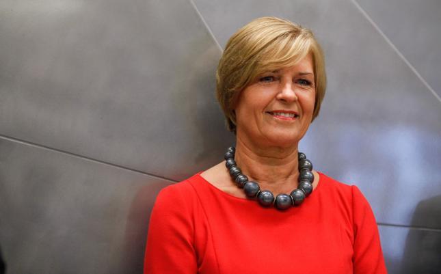 Prezes zarządu JWW Invest Maria Wcisło