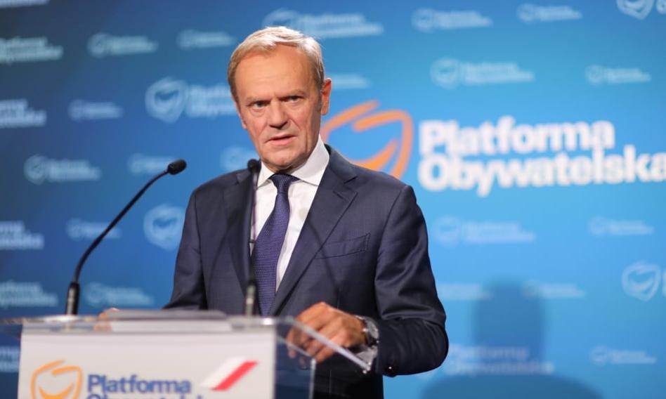 Projekt nowej deklaracji ideowej PO ma być omówiony z Tuskiem