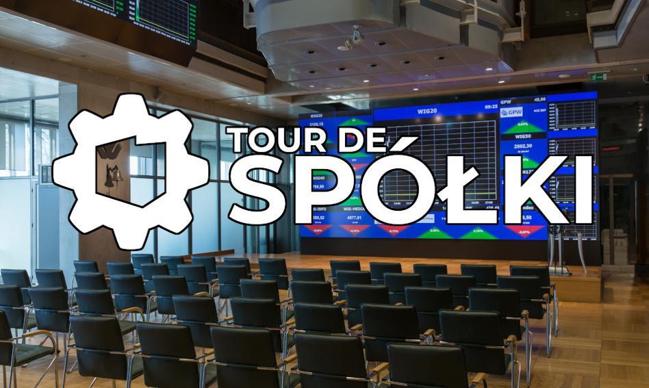 """""""Tour de spółki"""": webinar z GPW"""