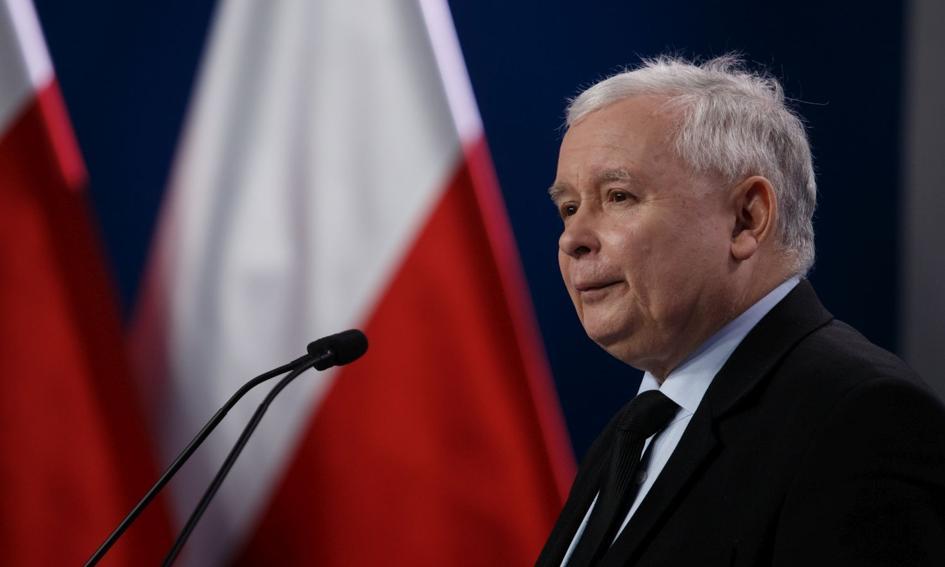Kaczyński: Rozmowa z Tillersonem dotyczyła wszystkich ważnych spraw między Polską a USA