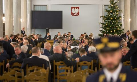 Sejm uchwalił budżet na 2017 rok