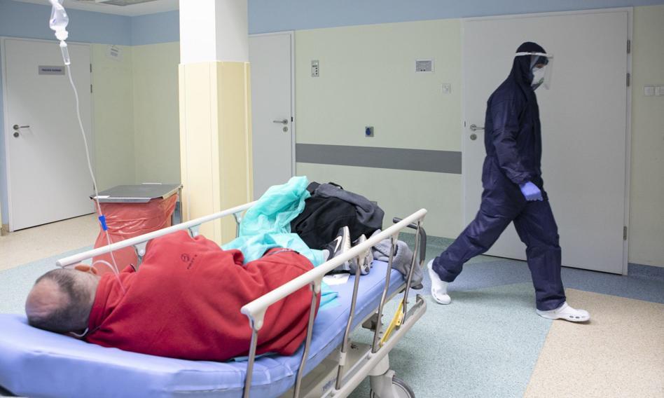 Kto w szpitalu, temu ZUS nie odda nadpłaty? Usztywniono terminy