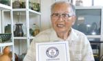 96-latek najstarszym absolwentem wyższej uczelni na świecie