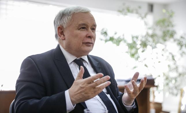 Kaczyński: Nie widzę nic złego w spowolnieniu wzrostu gospodarczego