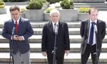 Hofman, Kamiński i Rogacki usunięci z partii