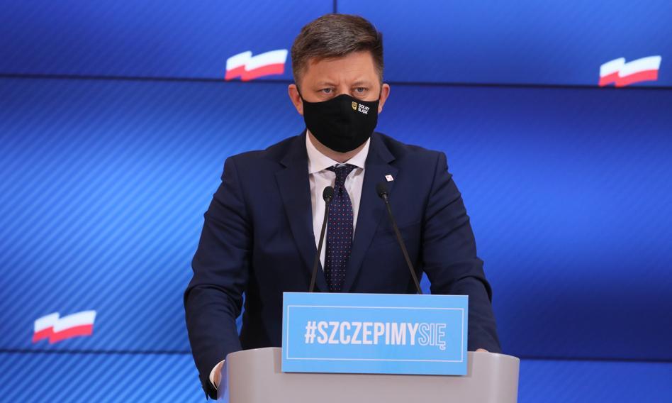 Szczepienia osób niepełnosprawnych przeciw COVID-19. Minister Dworczyk przedstawił szczegóły