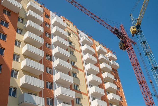Od stycznia do czerwca na rynku pojawiło się 79,3 tys. nowych mieszkań
