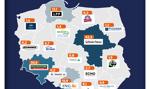 Która spółka w Twoim województwie jest największa?