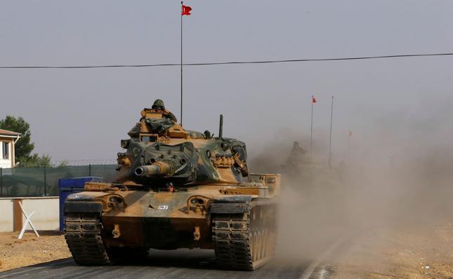 Wicepremier Turcji: Nasze wojska mogą wtargnąć głębiej na teren Syrii