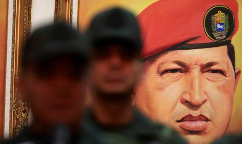 """Próba przewrotu """"najemnych terrorystów"""" w Wenezueli"""