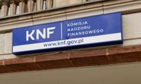 Nowy podmiot na liście ostrzeżeń KNF