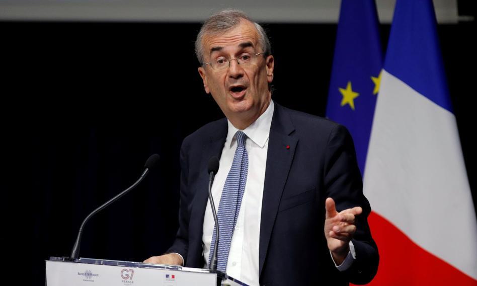 Bank centralny Francji chce zachowania kryteriów z Maastricht mimo kosztów pandemii