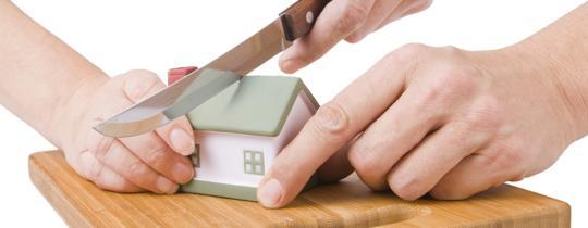 Podział mieszkania lub domu po rozwodzie