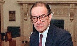 Alan Greenspan nawrócił się na złoto